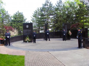 Cleveland Police Memorial